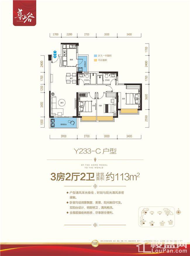 Y233-C户型