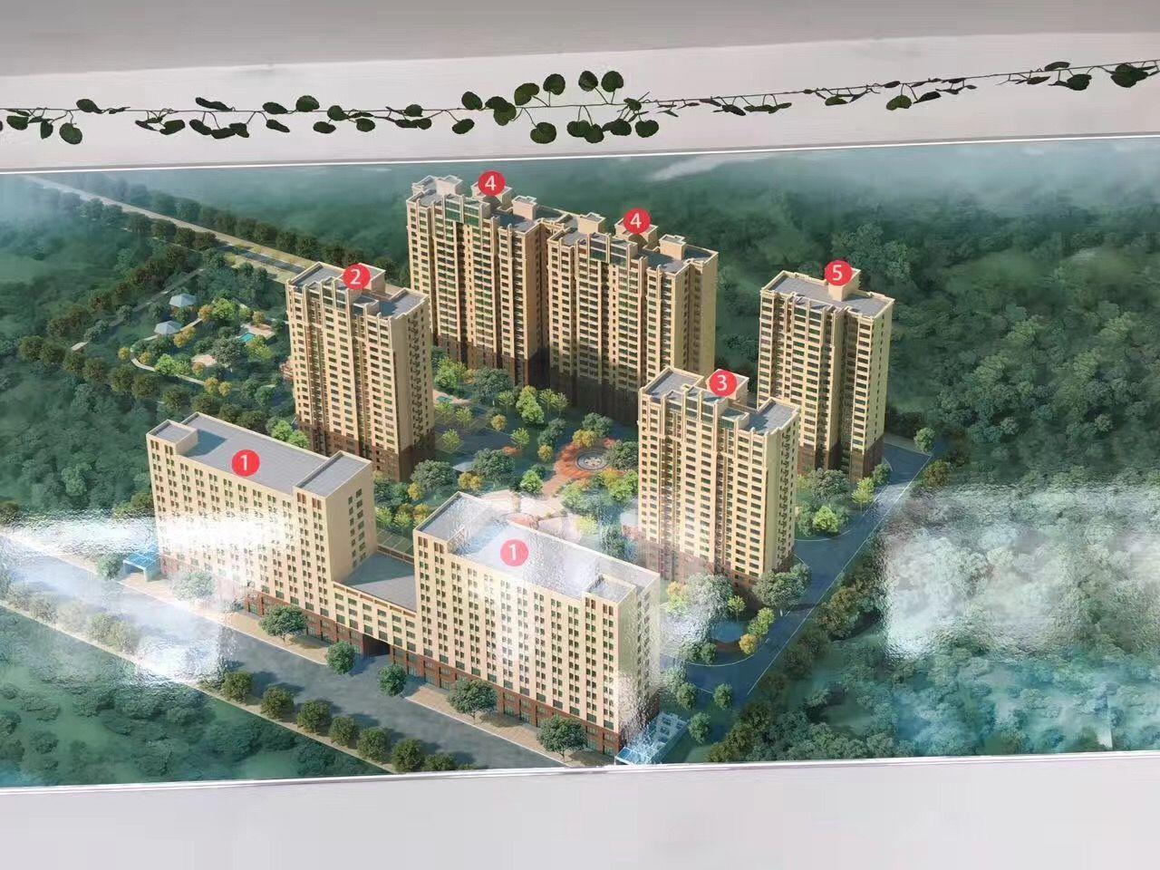 涿州 《众福苑养老公寓》效果图