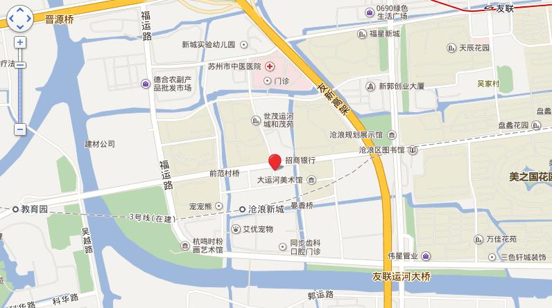 名鎏公馆位置图