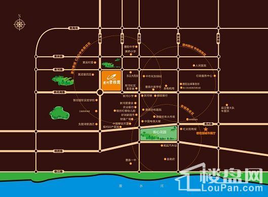 澧州碧桂园位置图