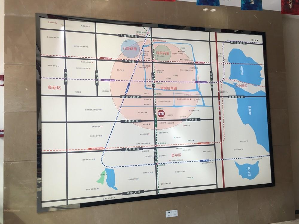 克拉公馆位置图