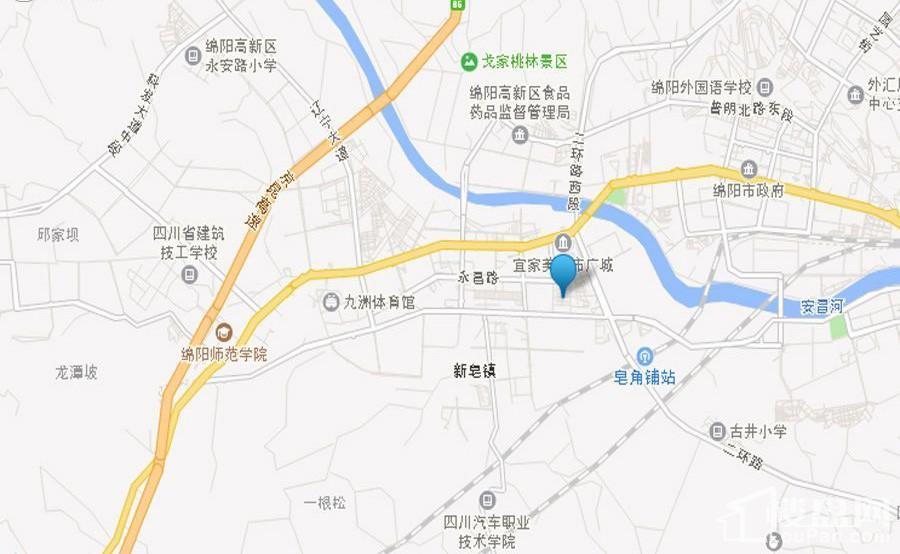 文泉理想城邦位置图