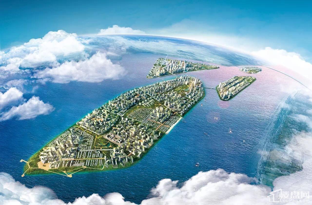 碧桂园·森林城市效果图