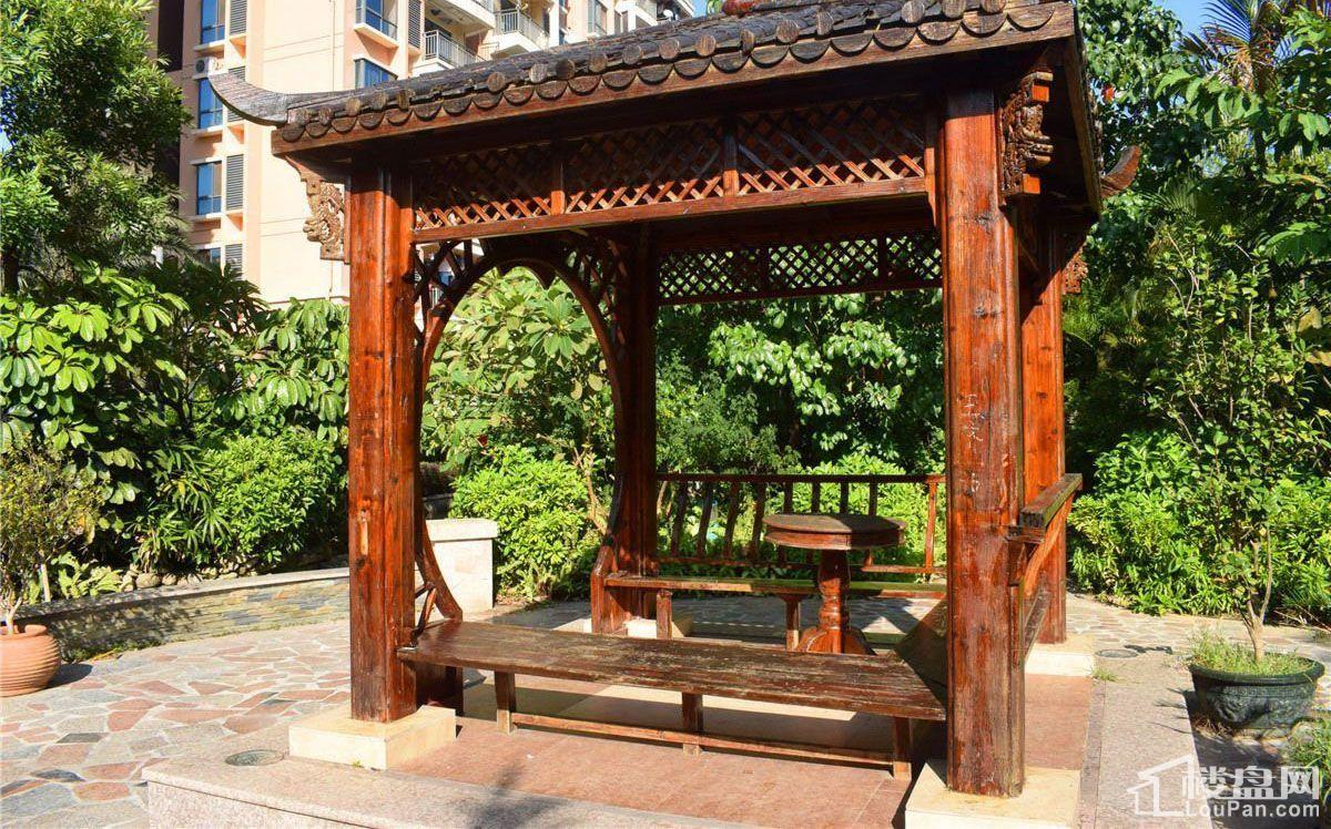 丽水南珠花园实景图