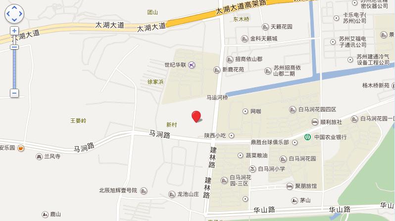 华宇林泉雅舍位置图