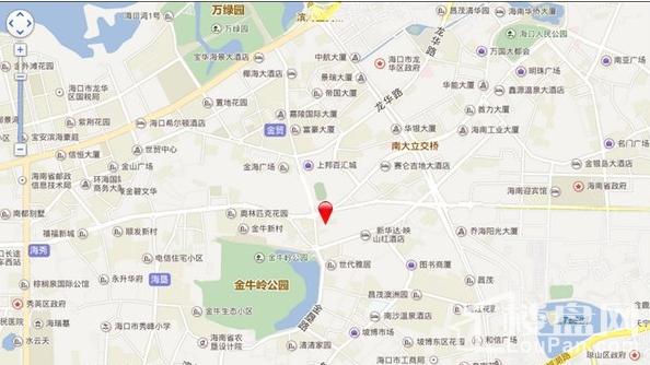 盛泰佳园位置图