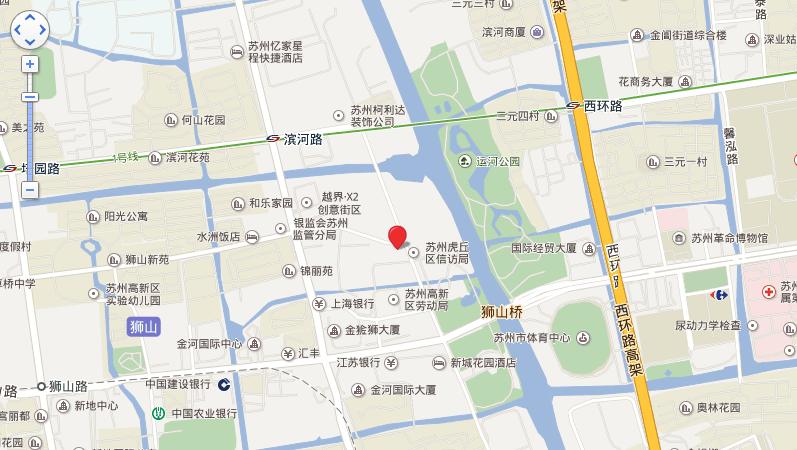 乐嘉汇商务广场位置图