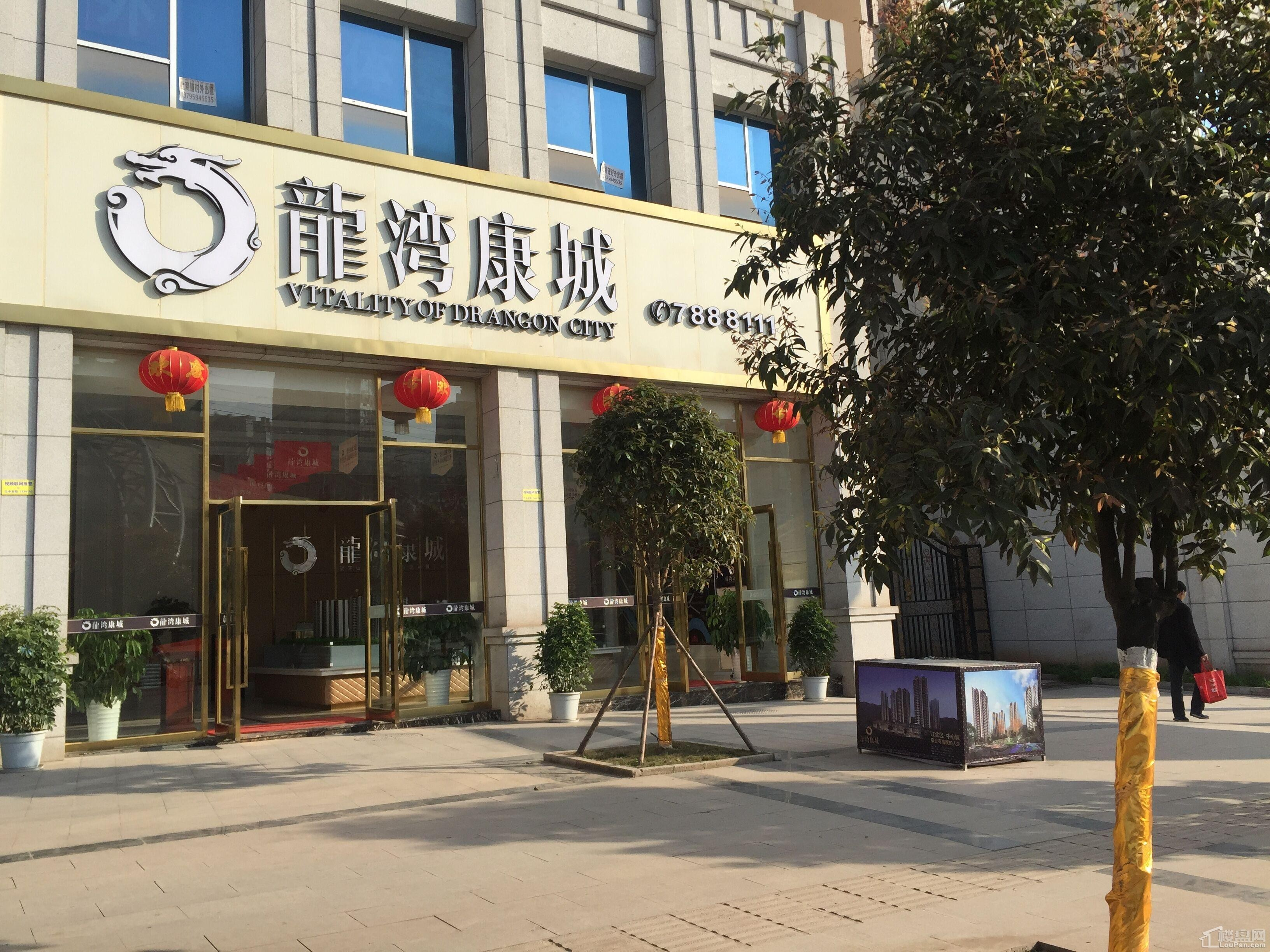 龙湾康城实景图