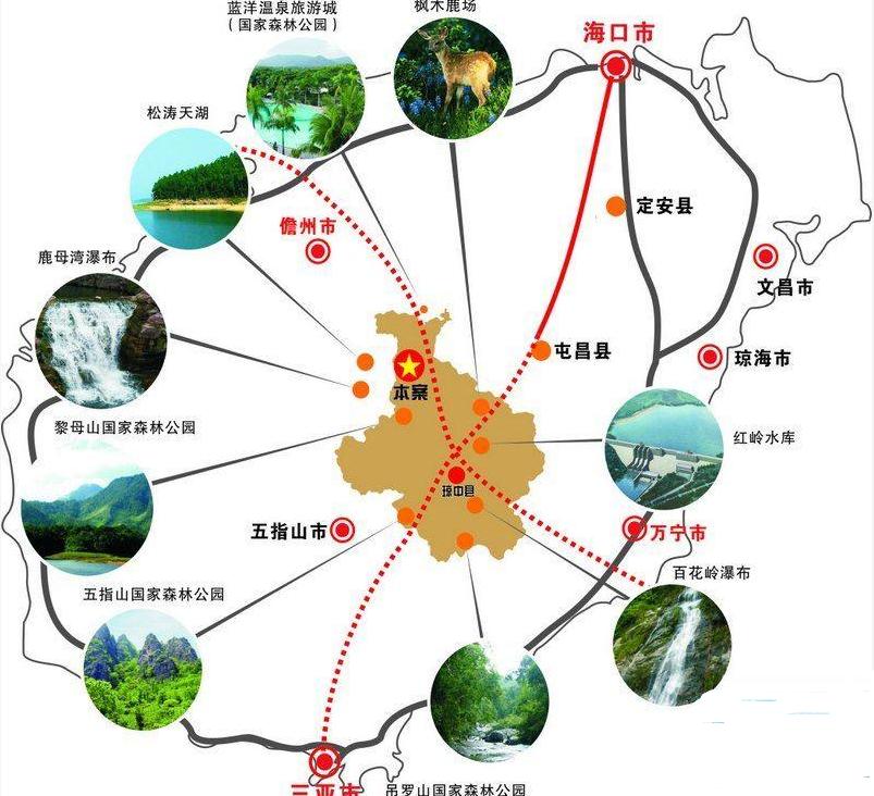 阳江雅苑养生城位置图