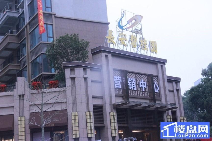 长安碧桂园实景图