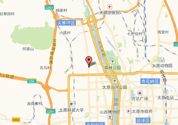 芮城国际位置图