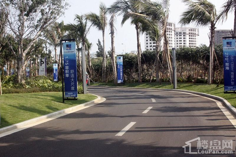 大华·锦绣海岸实景图