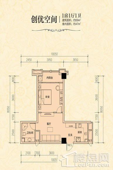 22栋公寓创优空间