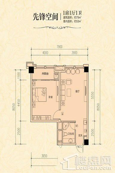 22栋公寓先锋空间