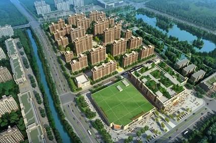 大上海御龙湾效果图