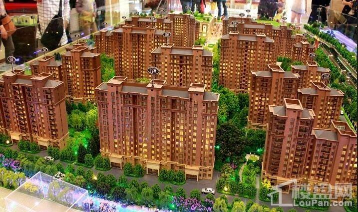 大上海御龙湾实景图