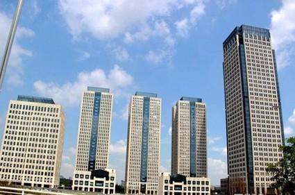 环球金融城实景图