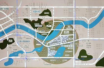 天誉城位置图
