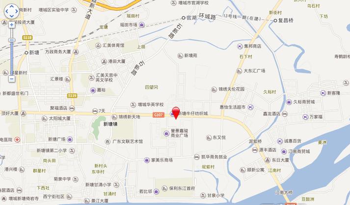 山璟轩位置图