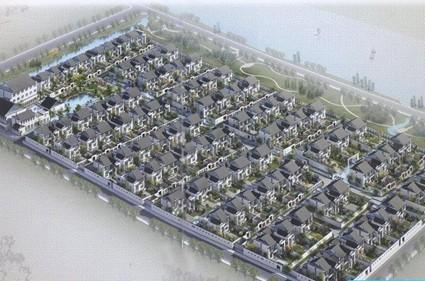 江扬运河印象效果图