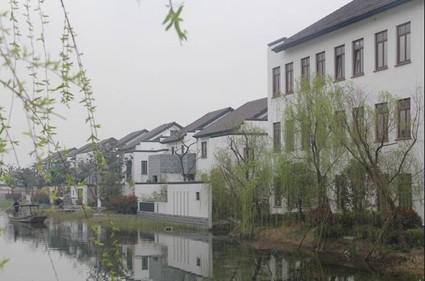 江扬运河印象实景图