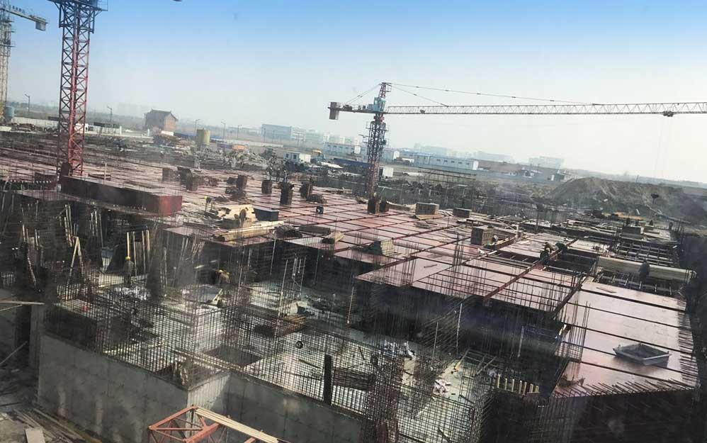 时代尚城住宅实景图
