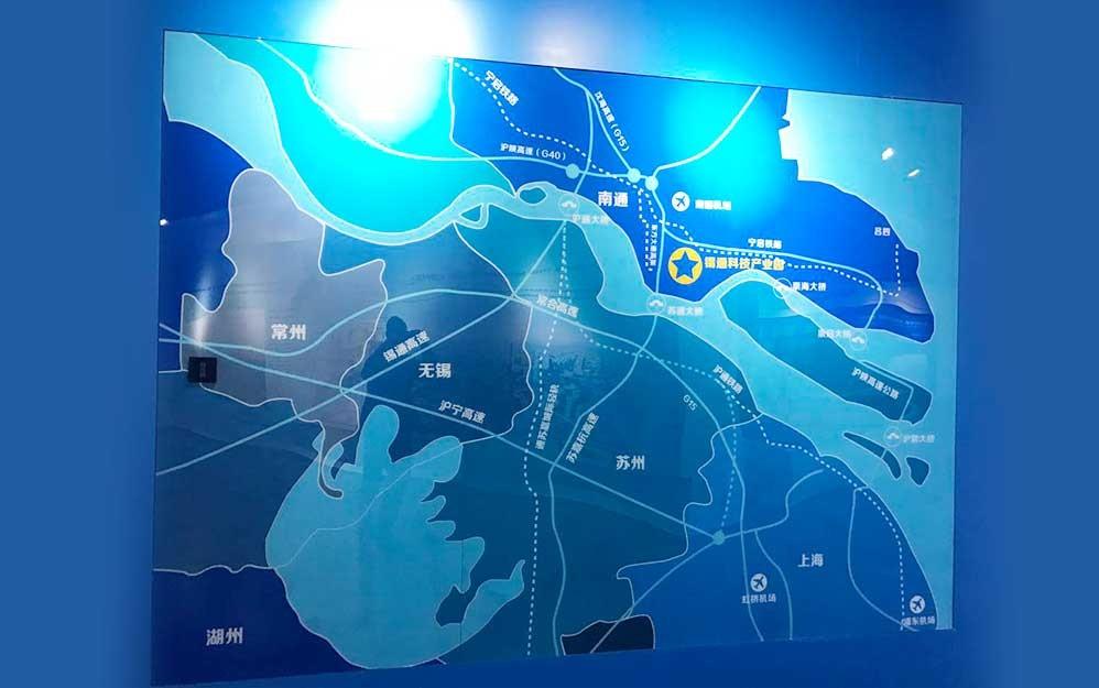 时代尚城住宅位置图