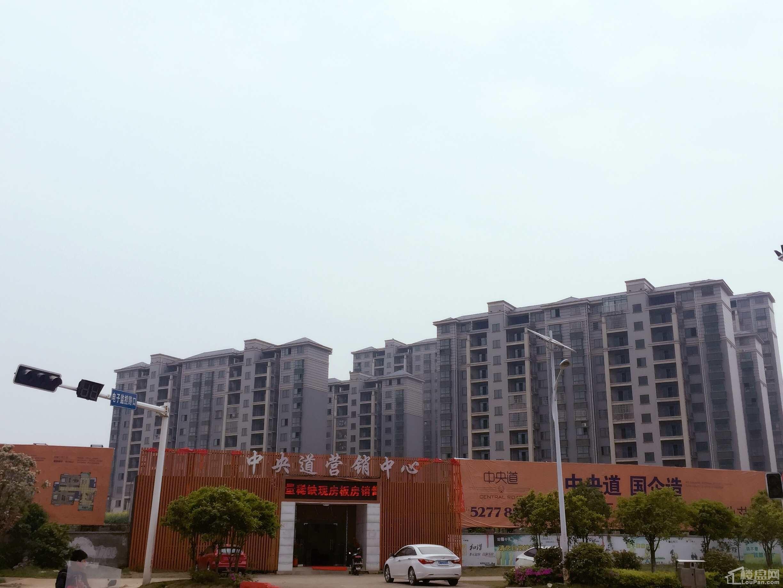 湘潭中央道实景图片