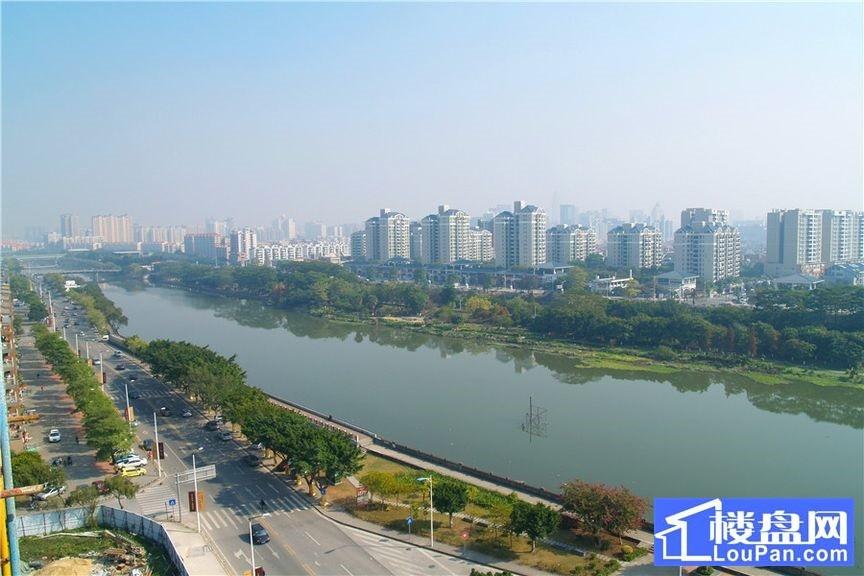汇龙湾·天樾小区实景