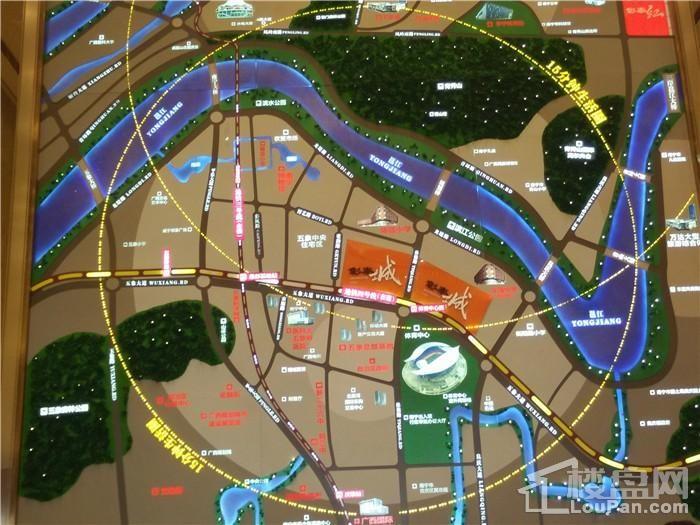 彰泰城位置图