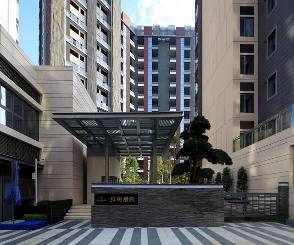 珠海红树别院高清图