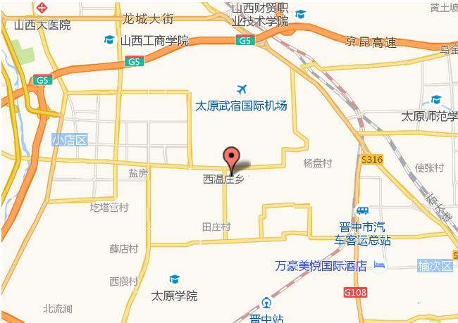 枫林四季位置图