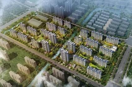 扬州美的城效果图