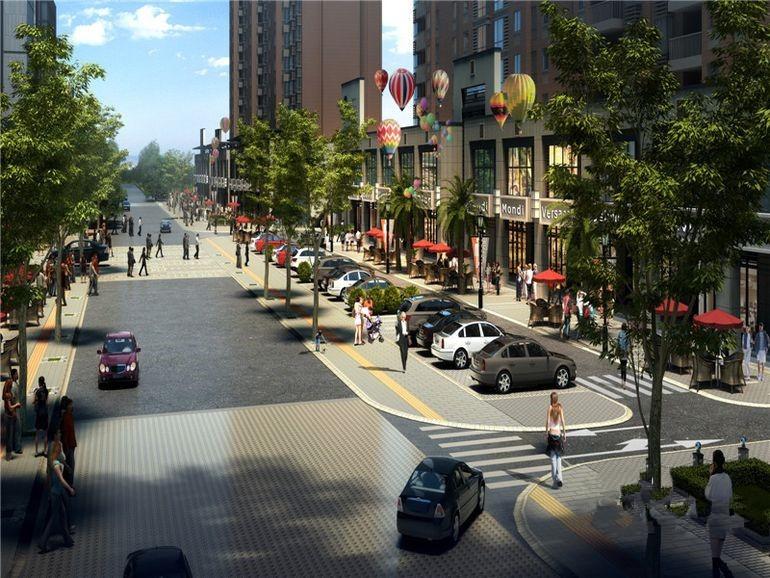 东城新市户型图
