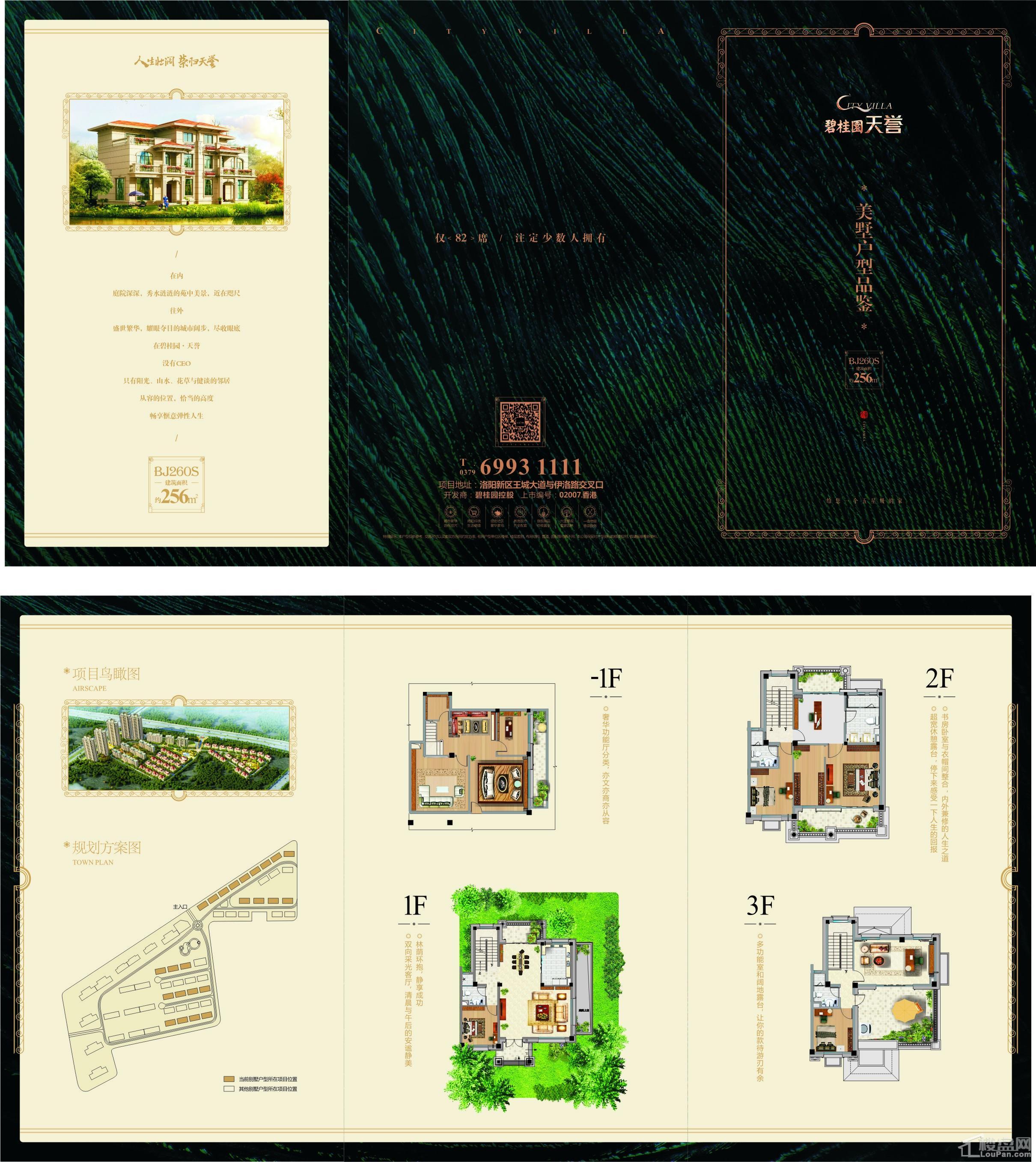 碧桂园·天誉户型图