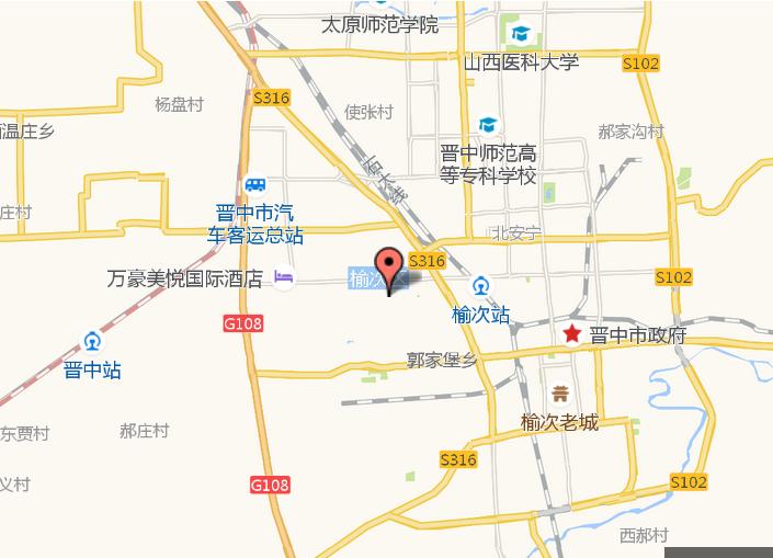金玉华府位置图