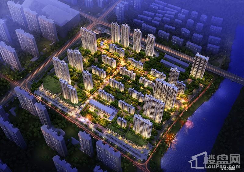碧桂园·城市之光效果图