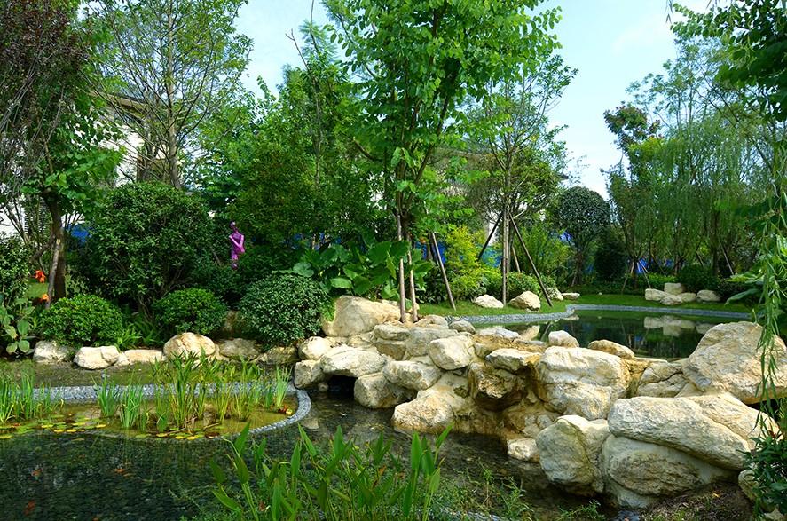 远大美域2期花园洋房实景图