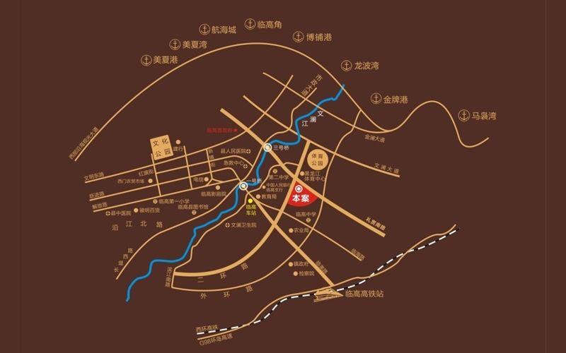 友联中央广场位置图