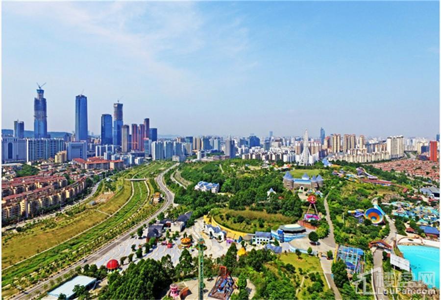凤岭北风景