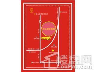 润鑫时代广场位置图