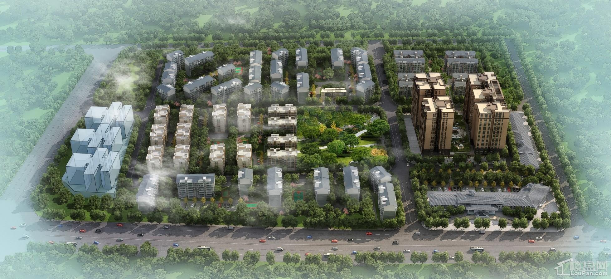 雅云尚城位置图