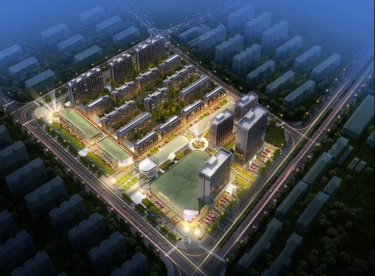 国颐·颐年城效果图
