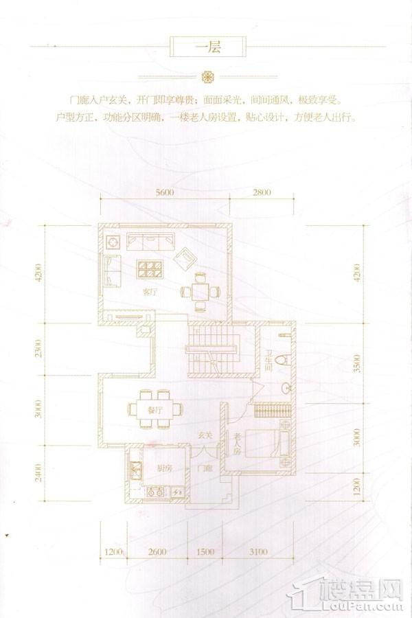 C1n/C2n户型(一层)