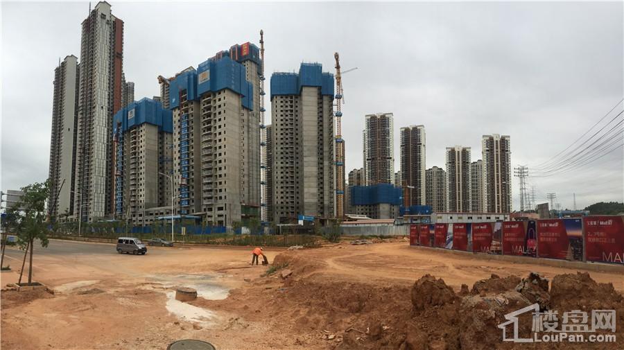 华润二十四城实景图