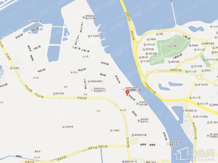 华策国际大厦位置图