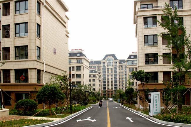 万邦城实景图