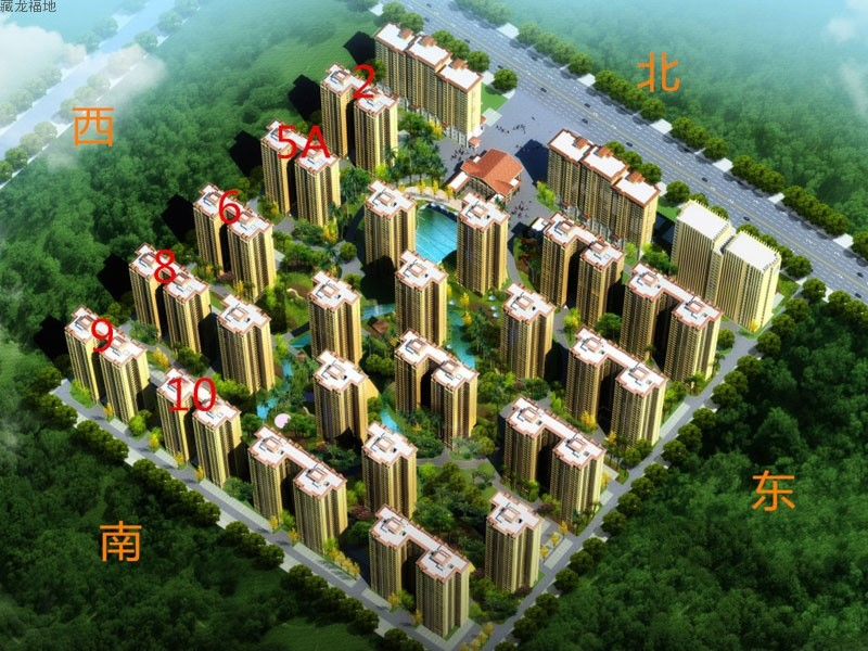 海南藏龙福地