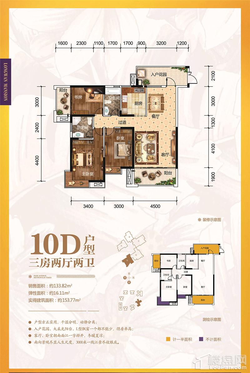 10D户型