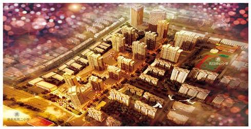 11月6日,锦华领寓临时接待中心乔迁新址,公寓持续热销中!